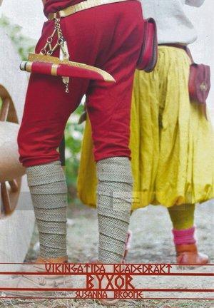Mönster till vikingatida klädedräkt: Byxor