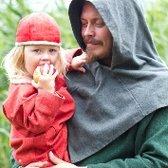 Mönster till vikingatida klädedräkt: Mindre plagg
