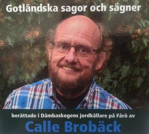 Ljudbok CD Gotländska sagor och sägner